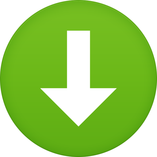 green circle downloading png 3